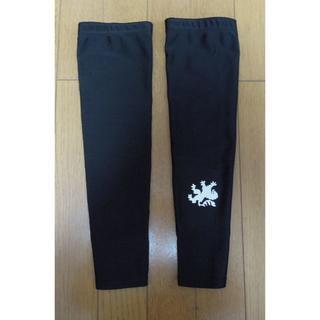 UVカットアームカバー ブラック Mサイズ(ウエア)