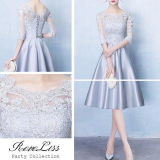 新品♡ドレス (ミディアムドレス)