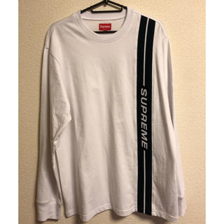 シュプリーム(Supreme)のSupreme  Vertical Logo stripe 新品未使用 S(Tシャツ/カットソー(七分/長袖))