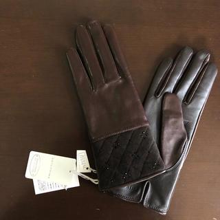 アンテプリマ(ANTEPRIMA)のアンテプリマ レディース 羊革 手袋(手袋)