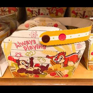 ディズニー(Disney)のチップとデール☆ビスケット☆ディズニーリゾート限定品(菓子/デザート)