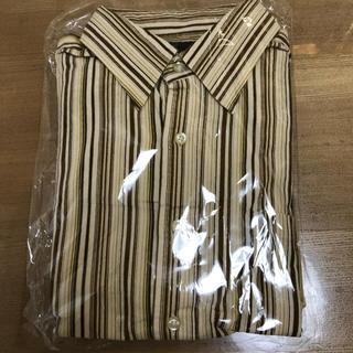 メンズ 冬用ワイシャツ 長袖(Tシャツ/カットソー(七分/長袖))