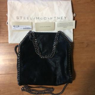 ステラマッカートニー(Stella McCartney)のステラマッカートニー ファラベラ ミニ ブラック(ショルダーバッグ)