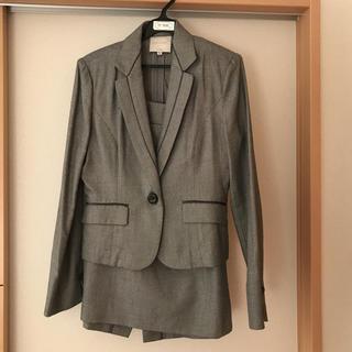 エマジェイム(EMMAJAMES)のEMMA JAMES ひざ丈スカートセットアップスーツ(スーツ)