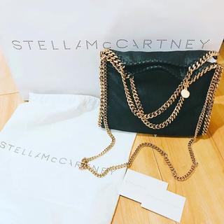 ステラマッカートニー(Stella McCartney)の値下げステラマッカートニー ブラック ファラベラ(ショルダーバッグ)