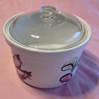 久松   野菜畑 (常滑焼 3.6L   )(容器)