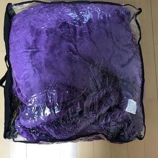 こたつ 掛け布団 紫 パープル(布団)