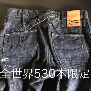 DENHAM - DENHAM made in Japan 530本限定 「CROSS BACK」