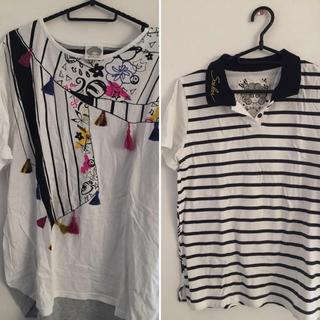 スカラー(ScoLar)のスカラー  半袖セット(Tシャツ(半袖/袖なし))