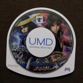 プレイステーションポータブル(PlayStation Portable)の戦国BASARA BATTLE HEROES PSP(携帯用ゲームソフト)