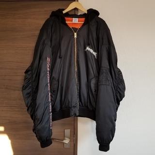STUD HOMME - dude9  TFD  ボンバー ジャケット