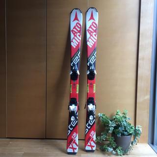 アトミック(ATOMIC)のATOMIC ジュニア スキー板 redstar 120cm(板)