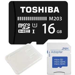 東芝 Toshiba 超高速UHS-I microSDHC 16GB(その他)