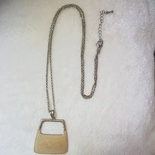 鞄モチーフ ネックレス(ネックレス)