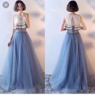セパレート風ドレス❁結婚式二次会ドレス