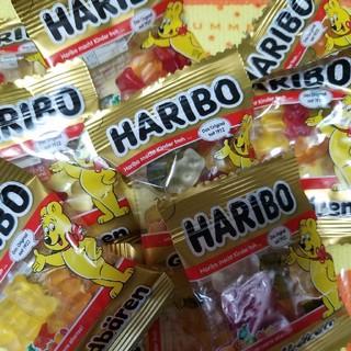 ゴールデンベア(Golden Bear)のコストコ ハリボー。ミニ10袋です🍀(菓子/デザート)