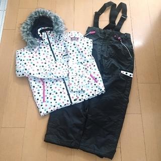 スポルディング(SPALDING)の美品SPALDING☆スキーウェア2点セット(ウエア)
