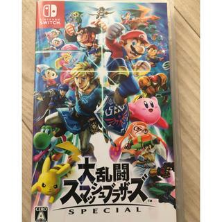 Nintendo Switch - 大乱闘スマッシュブラザーズ swich