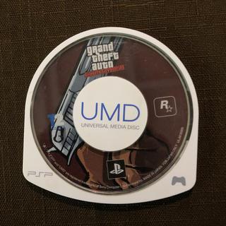プレイステーションポータブル(PlayStation Portable)のグランド・セフト・オート LibertyCityStories PSP(携帯用ゲームソフト)