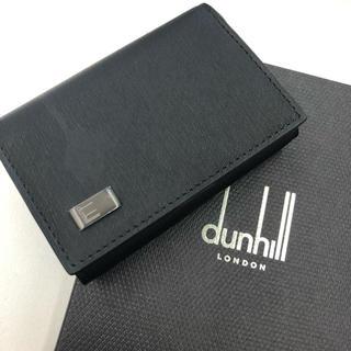 ダンヒル(Dunhill)の● DUNHILL キーケース L2RF50A SIDECAR ブラック(キーケース)