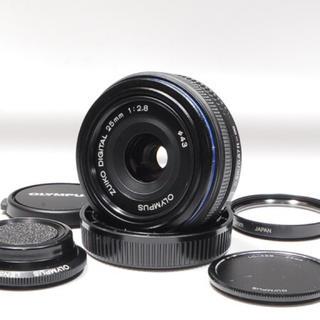 オリンパス(OLYMPUS)の◆美品♪◆OLYMPUS  ZUIKO DIGITAL 25mm F2.8(レンズ(単焦点))