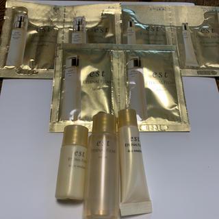 エスト(est)のエスト est エターナルフロー  化粧水 乳液 SK-II クレドポー (サンプル/トライアルキット)