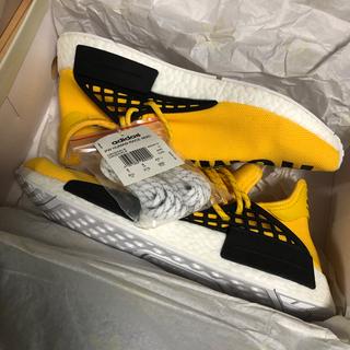 アディダス(adidas)のADIDAS Human Race NMD OG Yellow 27.5cm(スニーカー)