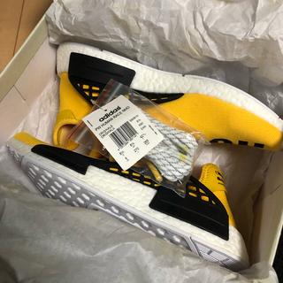 アディダス(adidas)のADIDAS Human Race NMD OG Yellow 27cm(スニーカー)