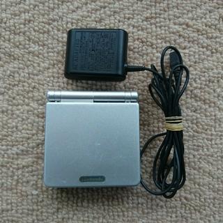 ゲームボーイアドバンス(ゲームボーイアドバンス)のゲームボーイアドバンスSP 充電器(携帯用ゲーム本体)