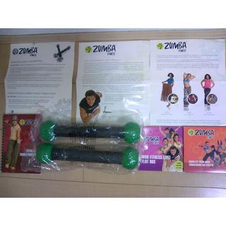ズンバ(Zumba)のZUMBA ズンバ 米国版 (DVD4枚+トーニングスティック付き) (トレーニング用品)