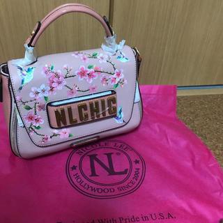ニコル(NICOLE)の新品未使用 nicole lee ニコールリー ショルダーバッグ(ショルダーバッグ)