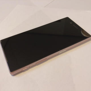 エクスペリア(Xperia)のau Xperia Z5 pink 価格相談乗ります!(スマートフォン本体)