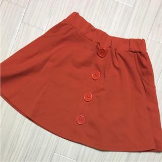 ジーユー(GU)のGU★スカート130(スカート)