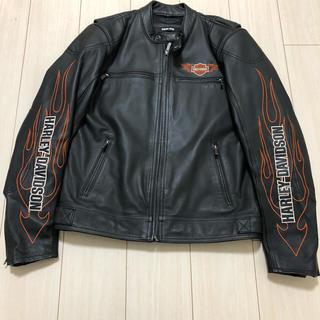 ハーレーダビッドソン(Harley Davidson)のHarley-Davidson 革ジャン(ライダースジャケット)