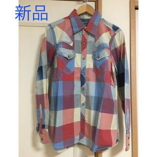 ティーエムティー(TMT)の期間限定セール 新品正規品 TMTチェックシャツサンプル品(シャツ)