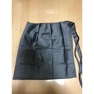 ダナキャランニューヨーク(DKNY)のスカート★ラップスカート(ひざ丈スカート)