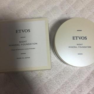 エトヴォス(ETVOS)のエトヴォス ナイトミネラルファンデーションC (フェイスパウダー) 5g (フェイスパウダー)