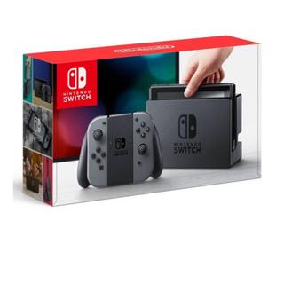 Nintendo Switch - 任天堂 Switch 本体 グレー 新品