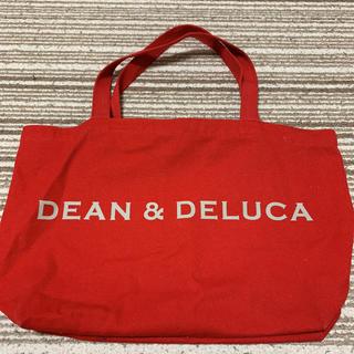 ディーンアンドデルーカ(DEAN & DELUCA)のDEAN&DELUCA赤(トートバッグ)