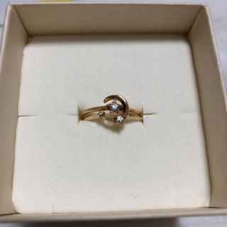 ノジェス(NOJESS)のNOJESS  k10ダイヤリング(リング(指輪))