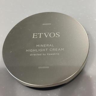 エトヴォス(ETVOS)のETVOSミネラルハイライトクリーム(フェイスカラー)