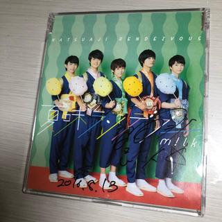 M!LK 夏味ランデブー(アイドルグッズ)
