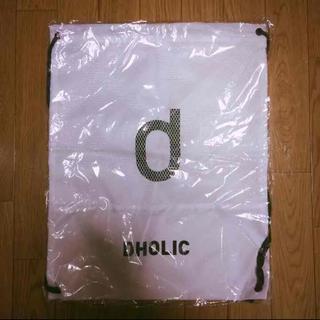ディーホリック(dholic)のディーホリックナップサック(リュック/バックパック)