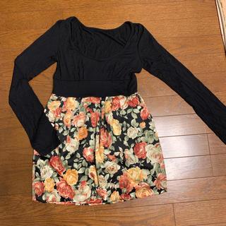 デイライル(Delyle)のワンピース トップス バルーンスカート(Tシャツ(長袖/七分))