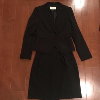 ボールジィ(Ballsey)のBALLSEYの黒スーツ【未使用】(スーツ)