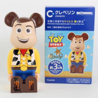 ディズニー(Disney)のクレベリン ウッディー 3か月分 未開封(日用品/生活雑貨)