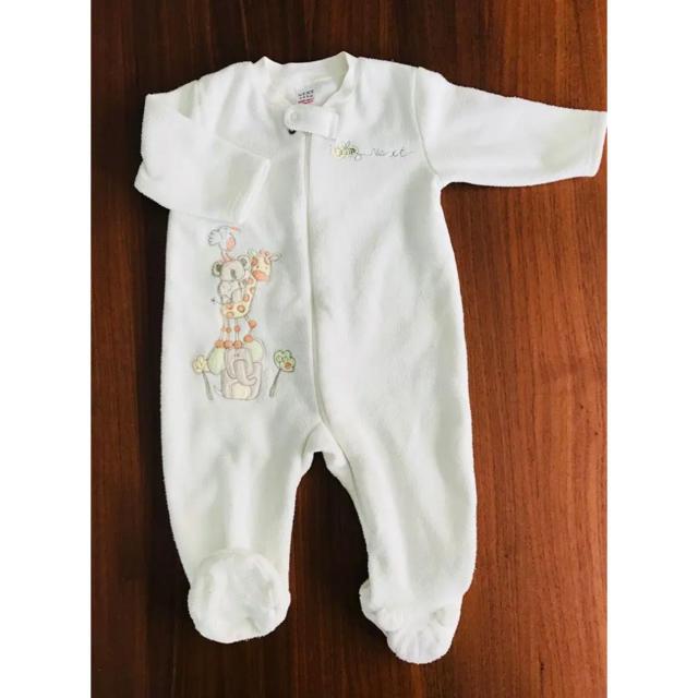 55c45593f4e6a NEXT - next baby♡ホワイトジャンプスーツ♡の通販 by くみ s shop ...