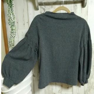 ダブルクローゼット(w closet)のw closet  ボリューム袖 トップス(ニット/セーター)