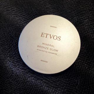 エトヴォス(ETVOS)のETVOS◆ミネラルブロンズグロウ(フェイスカラー)
