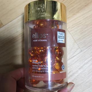 エリップス(ellips)のellips  オレンジ(オイル/美容液)